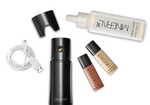 Win It! A Mineral Air Complexion Starter Kit for Flawless Makeup Application