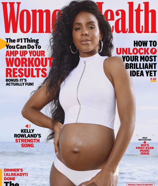 Kelly Rowland Is Pregnant with Her Second Child — See Her Baby Bump!