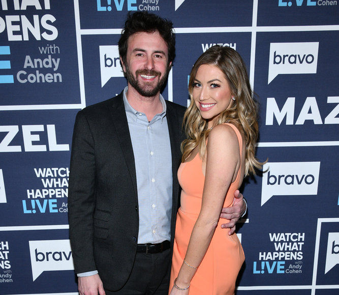 Reality Star Stassi Schroeder Secretly Marries Beau Clark