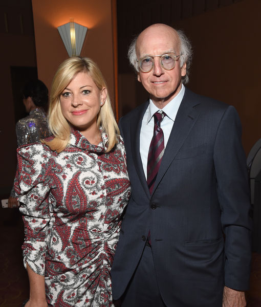 Surprise! Larry David Marries GF Ashley Underwood