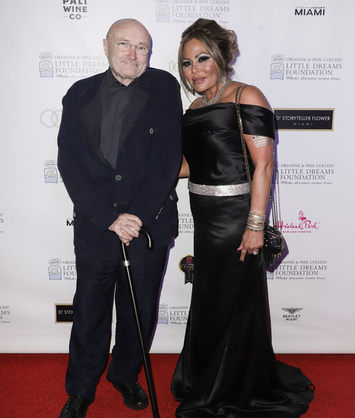 Phil Collins & Ex-Wife Orianne Split Again… After She Reportedly Married Someone Else
