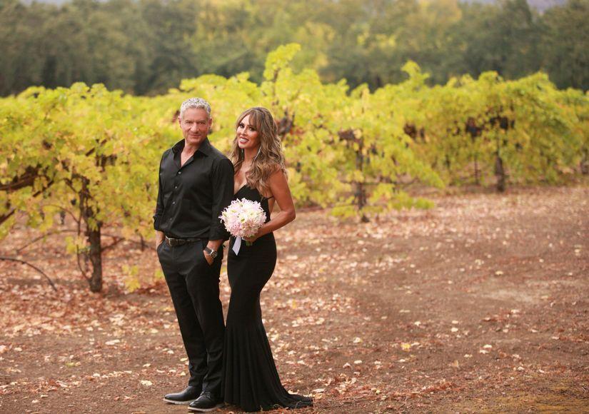 Reality Star Kelly Dodd Marries Fox News Correspondent Rick Leventhal