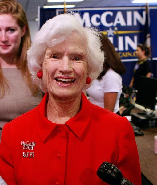 McCain Matriarch Roberta McCain Dead at 108