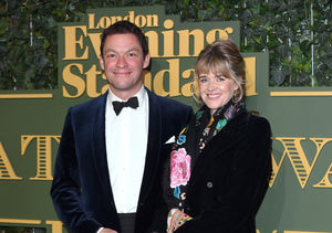 Dominic West & Wife Catherine Respond to Those Lily James Photos