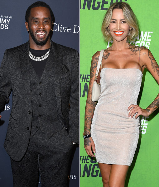 Diddy-Tina-Louise-getty