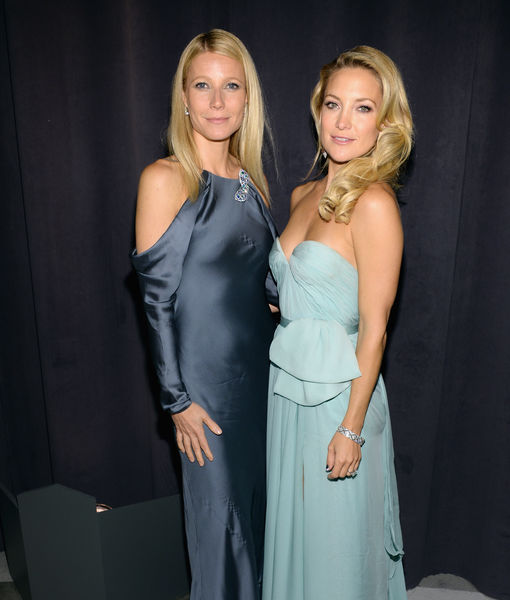 Gwyneth Paltrow & Kate Hudson Talk Worst Movie Kisses, from 'Snot' to 'Brother Energy'