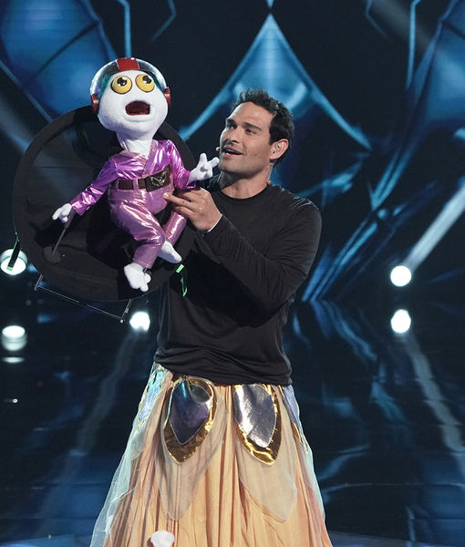 Mark Sanchez Reveals His Baby Alien Training for 'The Masked Singer'