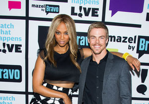 Derek Hough Sets the Record Straight on Tyra Banks' 'DWTS'…