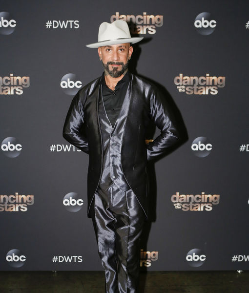 AJ McLean Tried Cocaine the First Time on Set of 'The Call'