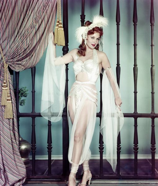Rhonda Fleming, 'Queen of Technicolor,' Dead at 97