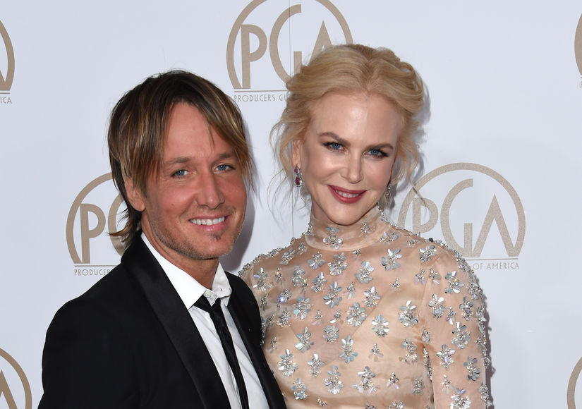 See Keith Urban Crash Our Zoom Call with Nicole Kidman and her 'Undoing'…