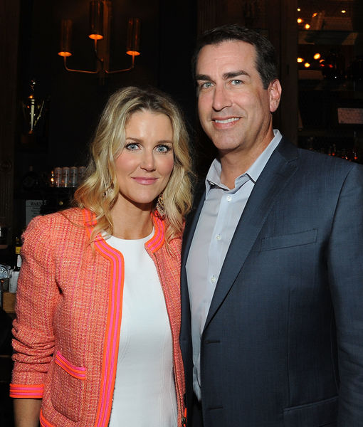 Rob Riggle & Wife Tiffany Split