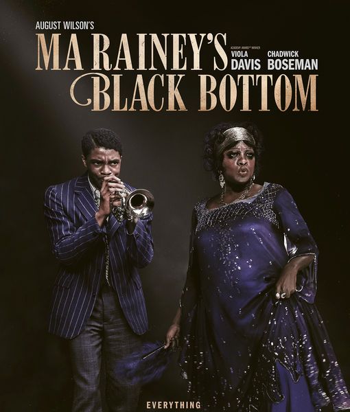 Netflix Drops Trailer for Chadwick Boseman's Final Film 'Ma Rainey's…
