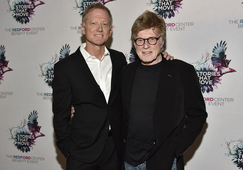 'The Grief Is Immeasurable': Robert Redford Mourns Death of Son James