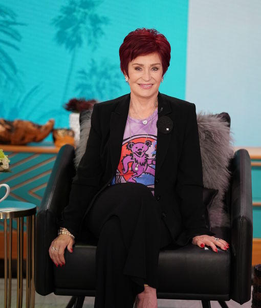 Why Sharon Osbourne Went Public with Her Suicide Attempt
