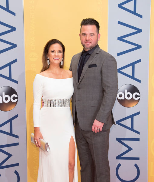 David Nail & Wife Catherine Welcome Baby #3