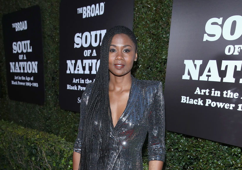 Emayatzy Corinealdi Expecting First Child at 40