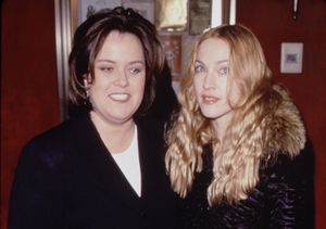 Rosie O'Donnell on Her Past BF and How Madonna Reacted! Plus, She…