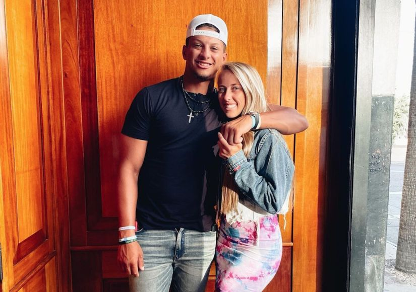 Boy or Girl? Patrick Mahomes & Fiancée Brittany Matthews Announce Baby's…