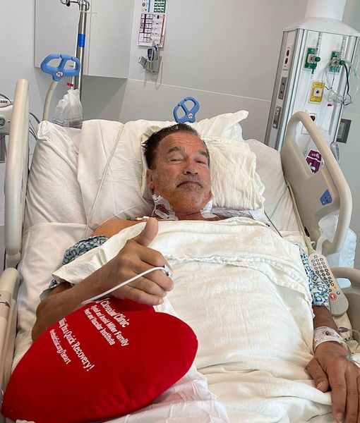 Arnold Schwarzenegger Undergoes Third Heart Surgery