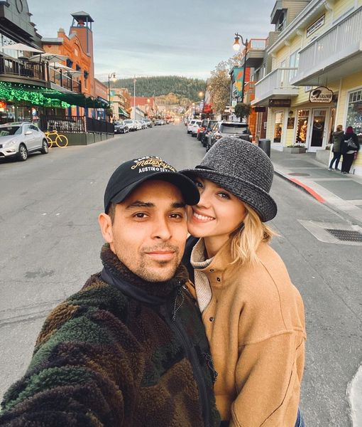 Wilmer Valderrama on Quarantine Life with His Fiancée