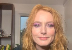 Alicia Witt Dishes on Her New Hallmark Holiday Movie