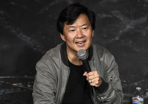 Ken Jeong & Sandra Get Animated About 'Over the Moon'