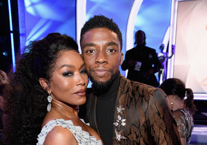 Angela Bassett Remembers Chadwick Boseman, Plus: How She's Giving…