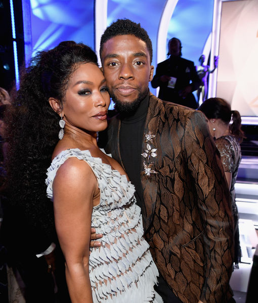 Angela Bassett Remembers Chadwick Boseman, Plus: How She's Giving Back