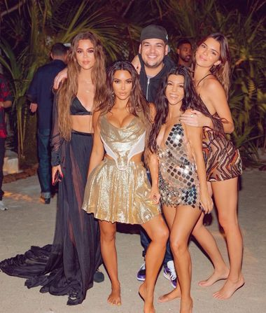 Pics! Kim Kardashian's 40th Birthday Bash on Private Island