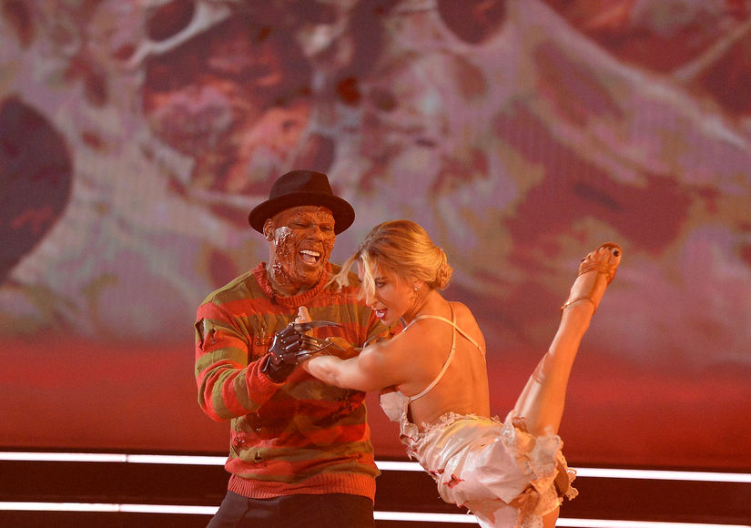 Nelly Reveals How Long It Took to Transform Into Freddy Krueger on 'DWTS'…