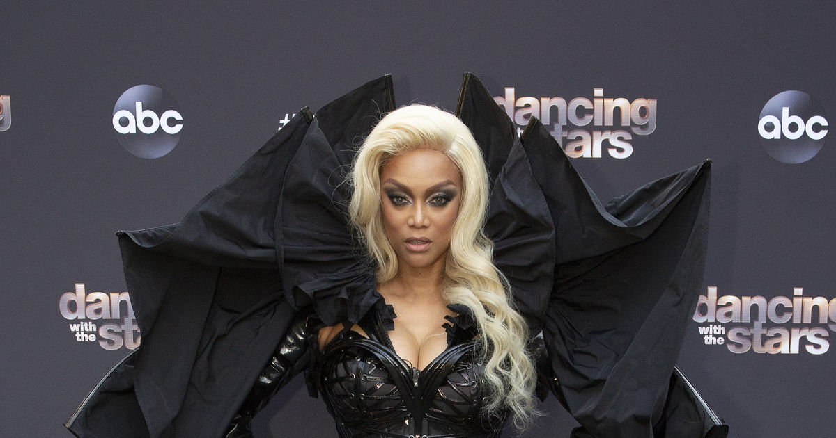 Tyra Banks Takes On Dwts Rumors Plus Her Response To Criticism Extratv Com