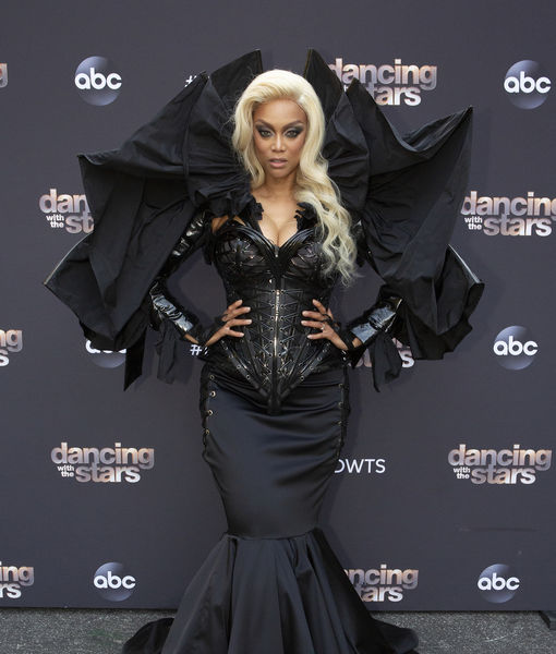 Tyra Bank Takes on 'DWTS' Rumors, Plus: Her Response to Criticism