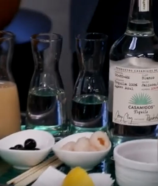 Recipe! The Perfect Spooky Cocktail to Celebrate Halloween