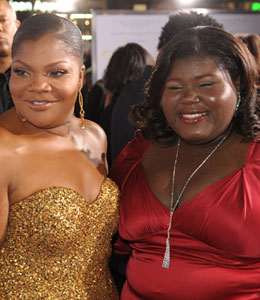 'Precious leads NAACP Image Award nominations