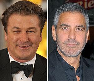 Alec Baldwin, George Clooney to present at SAG Awards