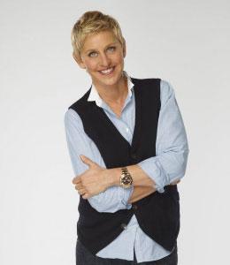 Ellen DeGeneres Tweets video from backstage of 'Idol'