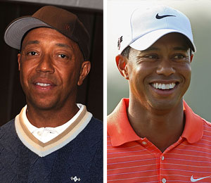 russell simmons tiger woods