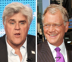Leno Slams Letterman's Marriage