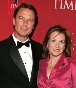 Elizabeth has separated from John Edwards