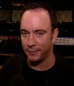 Dave Matthews joyous about Grammy noms