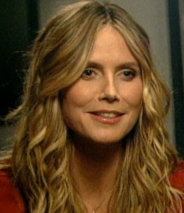 Heidi Klum on daughter Lou and Valentine's Day