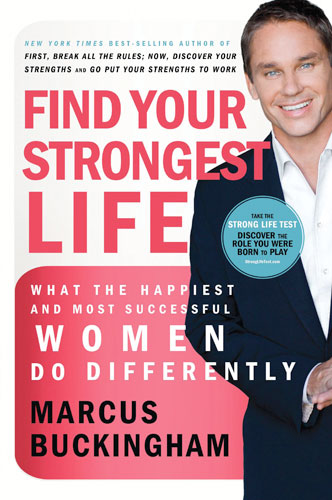 Marcus Buckingham book