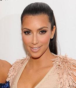 Kim Kardashian says she spoils her nephew