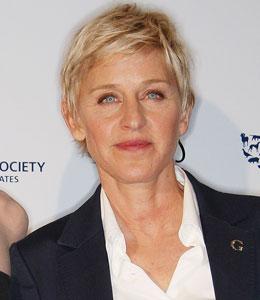 Ellen DeGeneres' show renewed to 2014