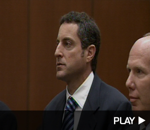 Howard K Stern appears in court