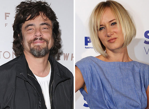 Benicio del Toro and Kimberly Stewart Expecting | ExtraTV.com