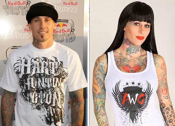 carey hart and michelle mcgee