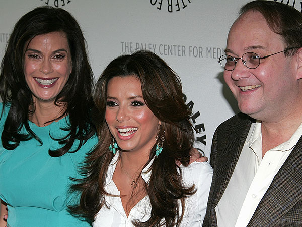 teri hatcher, marc cherry and eva longoria