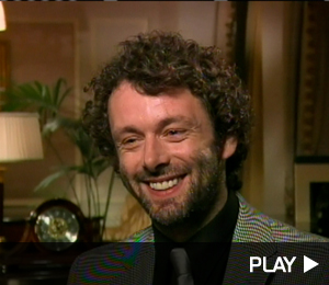 Michael Sheen chats about how he spends his spare time.